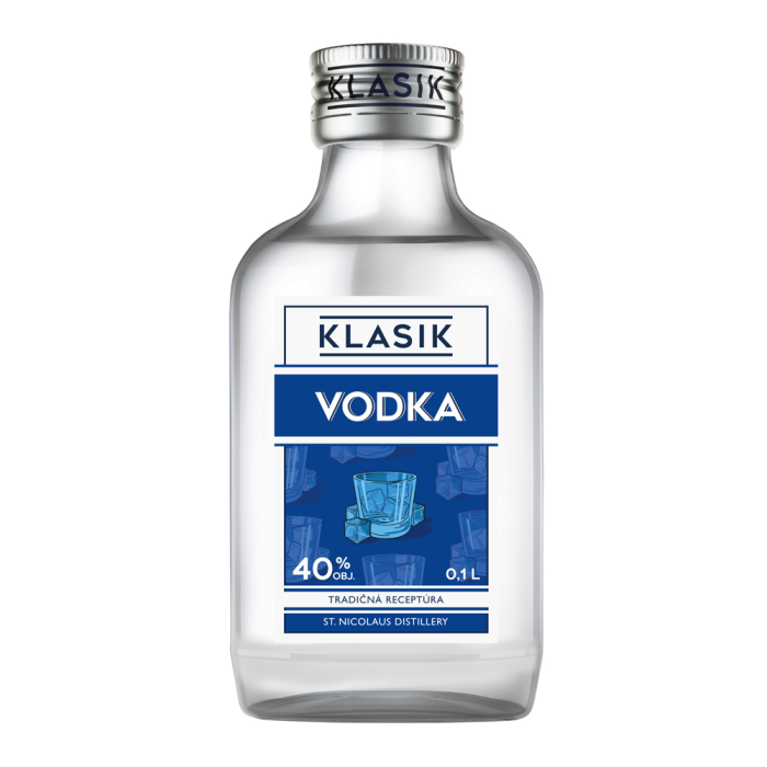 ST Klasik Vodka 40% 0.1l
