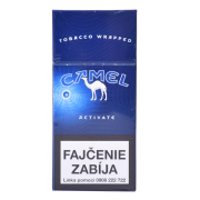 Camel CIGÁRKY Active BOX 10ks/20C ( Blue )