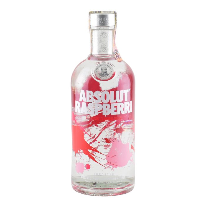 Absolut Raspberry 40% 0,7l