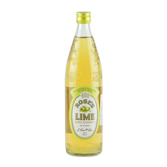 Lime Juice ROSES CORDIAL 1l